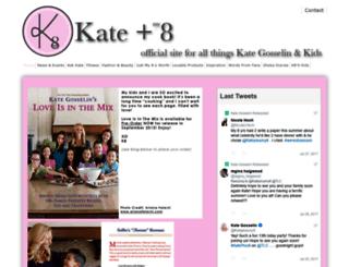 kateplusmy8.com screenshot