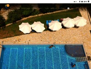 katerinaresort.gr screenshot