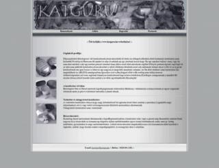 katguru.hu screenshot