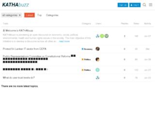 katha.buzz screenshot