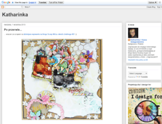 katharinka84.blogspot.fr screenshot