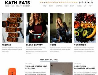 katheats.com screenshot