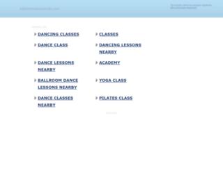 katherinedancestudio.com screenshot