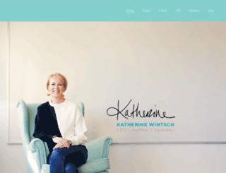 katherinewintsch.com screenshot