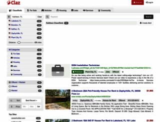 kathleen-ga.claz.org screenshot