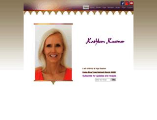 kathleenkastner.com screenshot