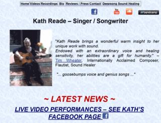 kathreade.com screenshot
