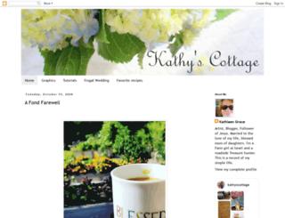 kathyscottage.blogspot.com screenshot