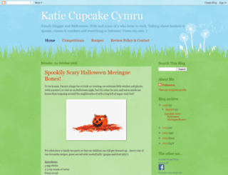 katiecupcake-cymru.blogspot.co.uk screenshot