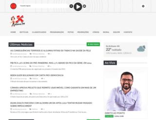 kativafm.net screenshot