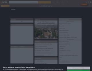 katolikus.lap.hu screenshot