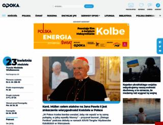 katowice.opoka.org.pl screenshot