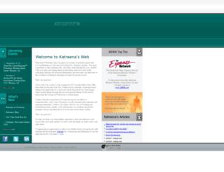 katreena.net screenshot