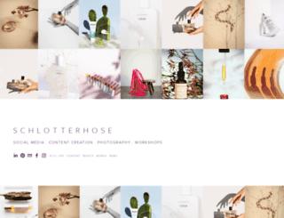 katrinschlotterhose.com screenshot