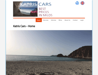 katriscars.com screenshot