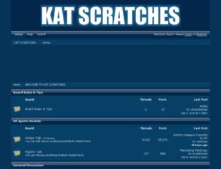 katscratches.com screenshot
