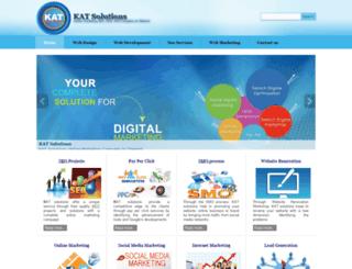 katsolutions.com screenshot