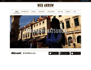 katsunori.net screenshot