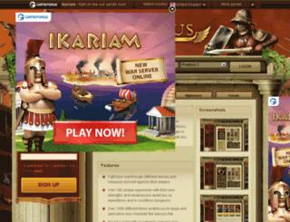 katsuro.co.uk screenshot