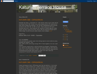 katumiri36.blogspot.com screenshot