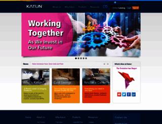 katun.com screenshot