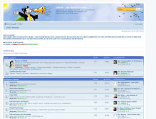 katzen-album.de screenshot