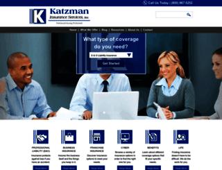 katzmanins.com screenshot