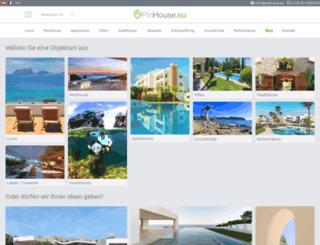 kaufen-reihenhaus-denia.piso24.eu screenshot