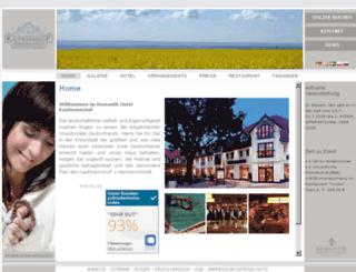 kaufmannshof.com screenshot