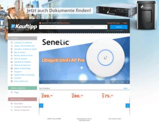 kauftipp.ch screenshot