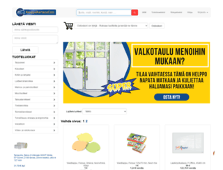 kauppakartano.com screenshot