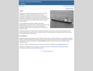 kauppalaiva.nba.fi screenshot
