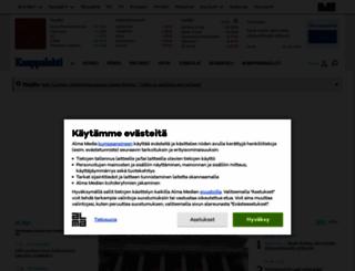 kauppalehti.fi screenshot