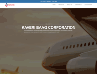 kaveribaag.com screenshot
