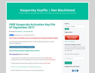 kavkisfile.com screenshot