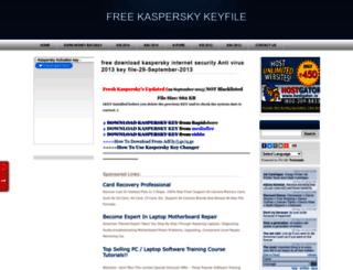 kavkispurekeys.blogspot.com screenshot