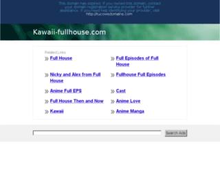 kawaii-fullhouse.com screenshot