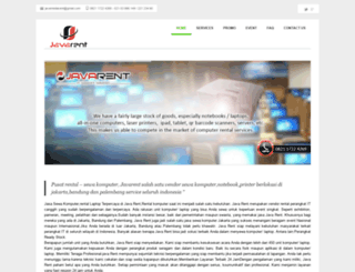 kawanrental.com screenshot