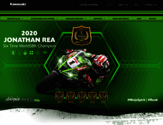 kawasakileisurebikes.ph screenshot