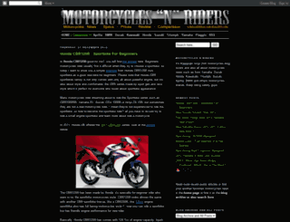kawasakininja-250r.blogspot.com screenshot