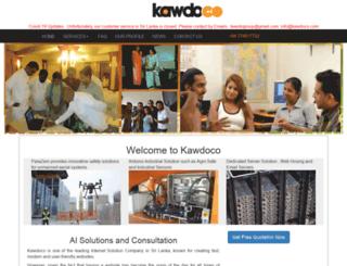 kawdoco.com screenshot