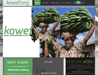 kawef-org.aict-geita.org screenshot