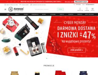 kawywloskie.pl screenshot
