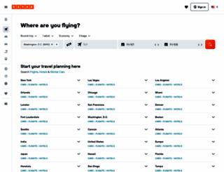 kayak.com screenshot
