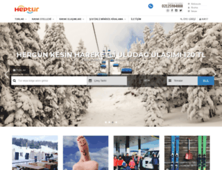 kayakklubu.com screenshot