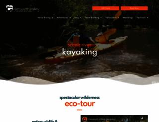 kayaktours.com.au screenshot