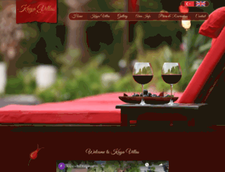 kayavillas.com screenshot
