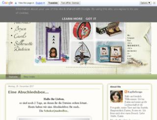 kaybehybrid.blogspot.de screenshot