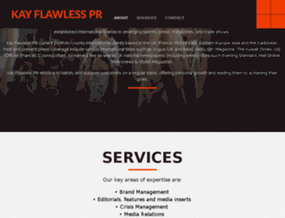 kayflawlessfashion.com screenshot