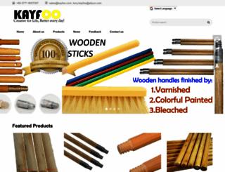 kayfoo.com screenshot